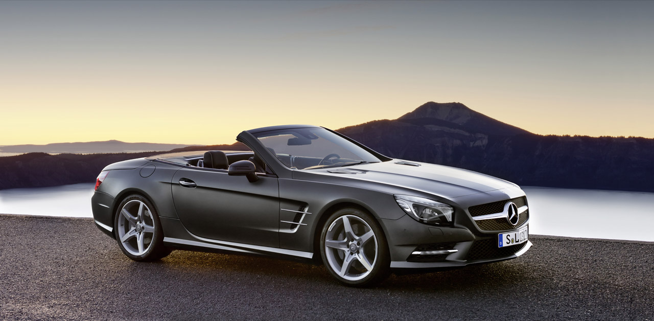 The 2013 Mercedes Benz Sl Will Start At 93 534 Euros
