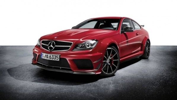 C63 blackseries 597x338 Australians Buy Out C63 AMG Black Series