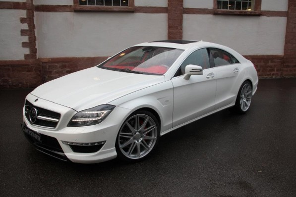 Carlsson Provided Excellent Interior to the CLS 63AMG 597x398 Carlsson Provided Excellent Interior to the CLS 63AMG