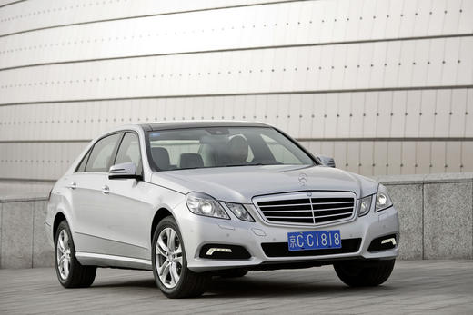 China Will Export the Mercedes E Class