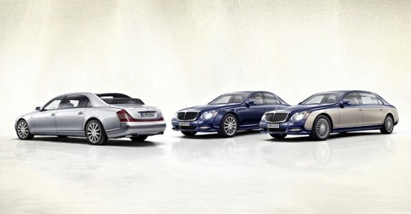 Price Increase for Maybach 2012 Models 597x311 Price Increase for Maybach 2012 Models