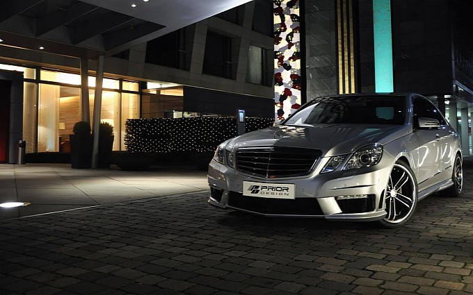 Prior Design's Take on the Mercedes-Benz E-Class4