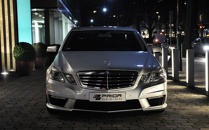 Prior Design's Take on the Mercedes-Benz E-Class5