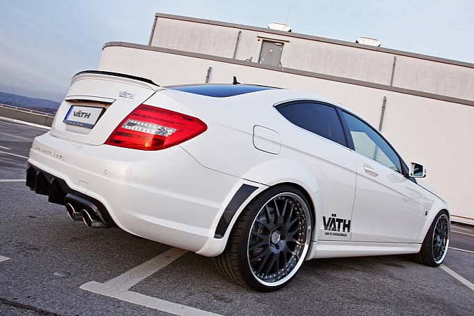 vath 39 s v63 supercharged tuning kit a mercedes benz fan blog. Black Bedroom Furniture Sets. Home Design Ideas