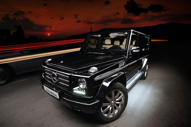 Vilner Brought the Mercedes G-Class to a New Level