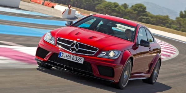 c63 blackseries.jpg 597x299 C63 AMG Black Series Posts Blistering Nurburgring Time