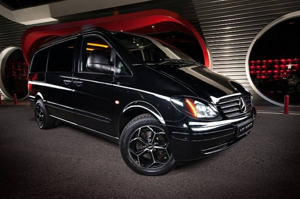 mercedes benz vito by vilner photo gallery medium 9 597x397 Vilner Showcases Vitos Luxury Possibilities