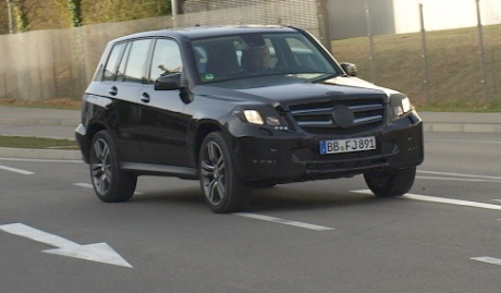 2013 glk GLK Diesel To Be Made Available In The U.S.
