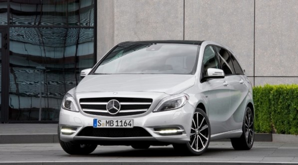 b class plug in 597x330 B Class Plugin Hybrid Slated For The U.S. Market