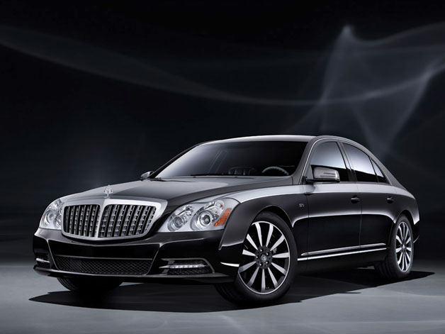 500 Thousand Lost on Each Maybach Sold $500 Thousand Lost on Each Maybach Sold