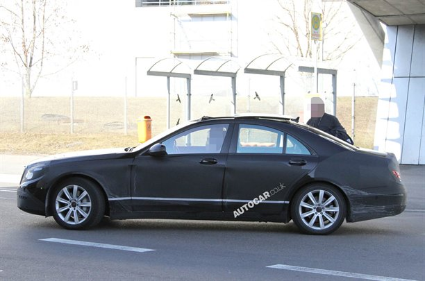 S Class 6 New S Class to be Released in the Market