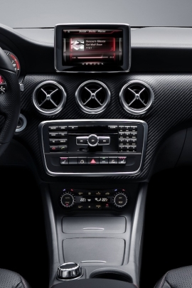 Siri will be in the New Mercedes A Class2 Siri will be in the New Mercedes A Class