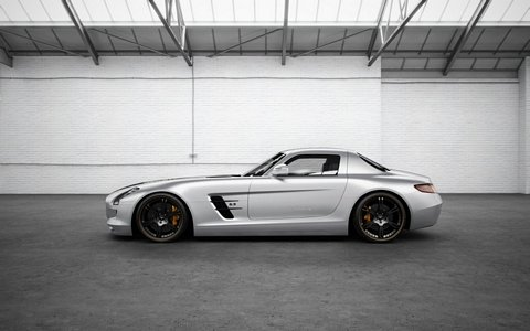 Wheelsandmore Version of the SLS AMG3