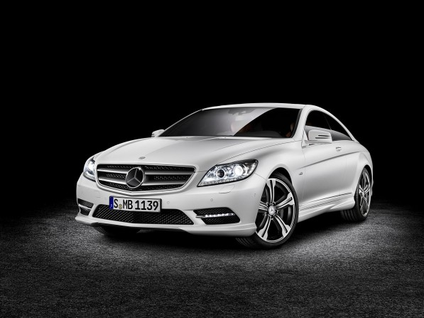 2048 12C126 021 597x447 Mercedes CL Grand Edition: Celebrating 60 Years of Luxury