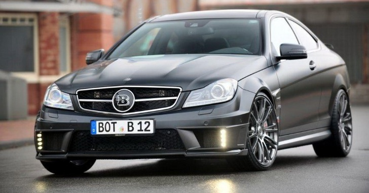 Bullit- The Fastest C63 AMG by Brabus