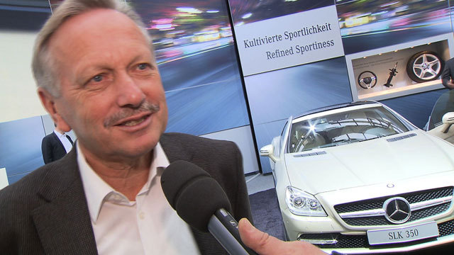 Mercedes Keeping Dr. Joachim Schmidt for Another Three Years Mercedes Keeping Dr. Joachim Schmidt for Another Three Years
