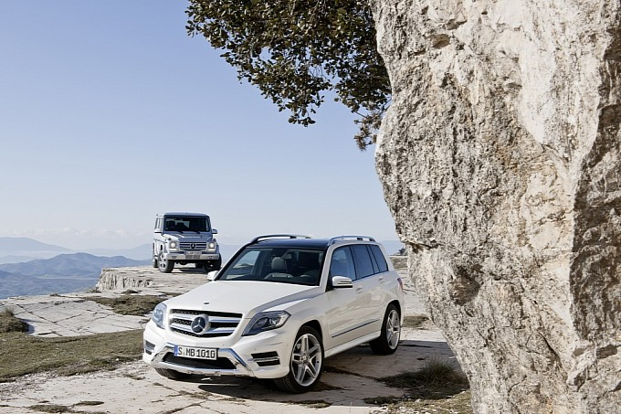 The Updated Mercedes GLK Officially Presented13