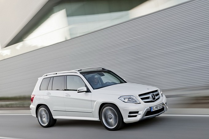 The Updated Mercedes GLK Officially Presented14