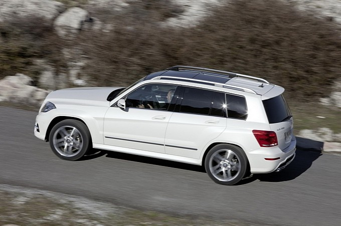 The Updated Mercedes GLK Officially Presented15