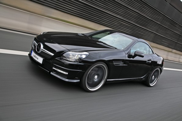Vath Tuning Kit Based on the Mercedes SLK 350 597x397 Vath Tuning Kit Based on the Mercedes SLK 350