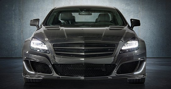 mansory mercedes cls 63 amg medium 5 Mansory Releases Its Version Of The CLS 63 AMG