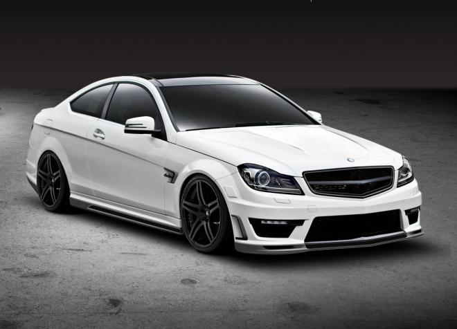 1579190144391042871 Vorsteiner Body Kit For The C63 AMG