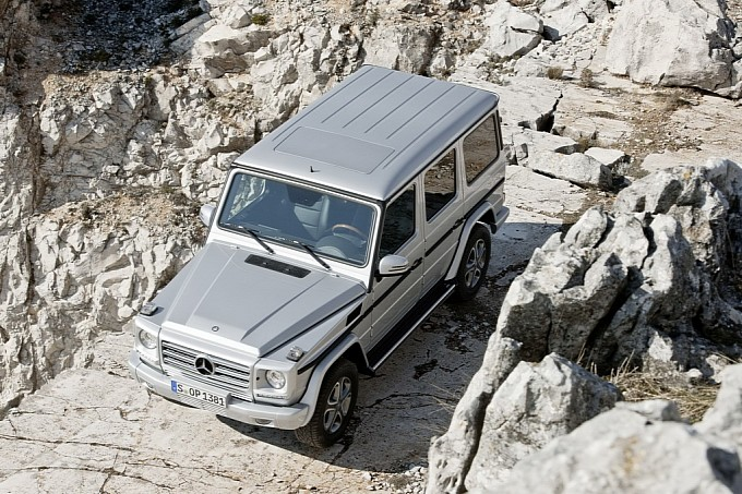 2013 mercedes g class facelift revealed photo gallery medium 17 Reliable G Class Facelifted For 2013