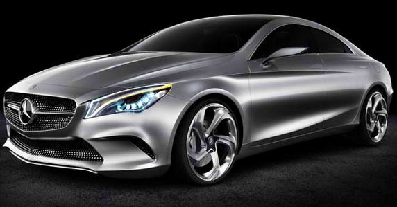 8 Leaked! The Mercedes Benz Concept Style   Coupe