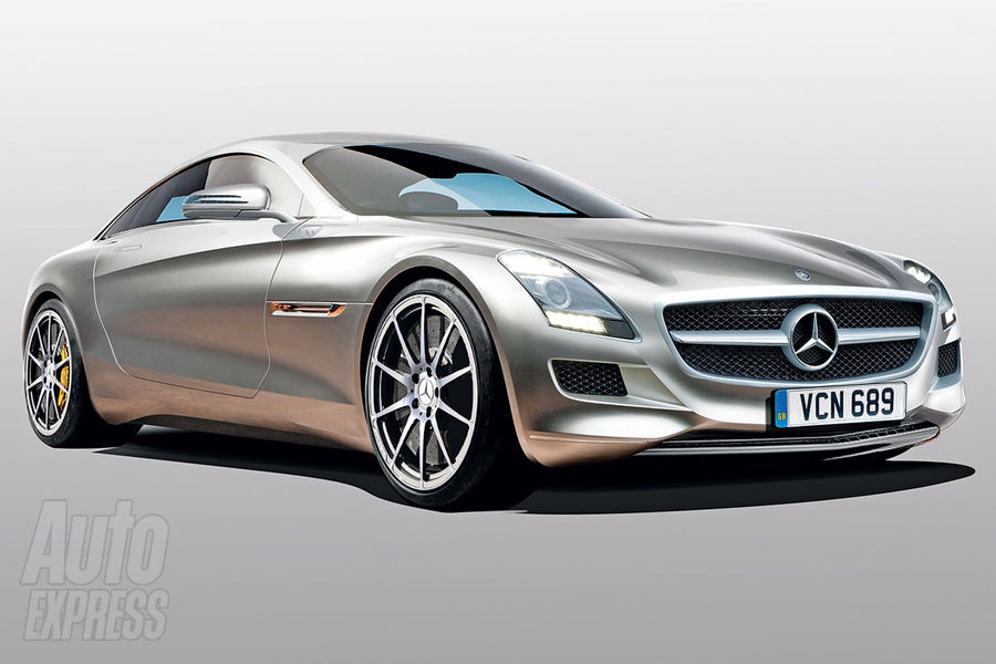 Mercedes Confirmed the Production of SLC Mercedes Confirmed the Production of SLC