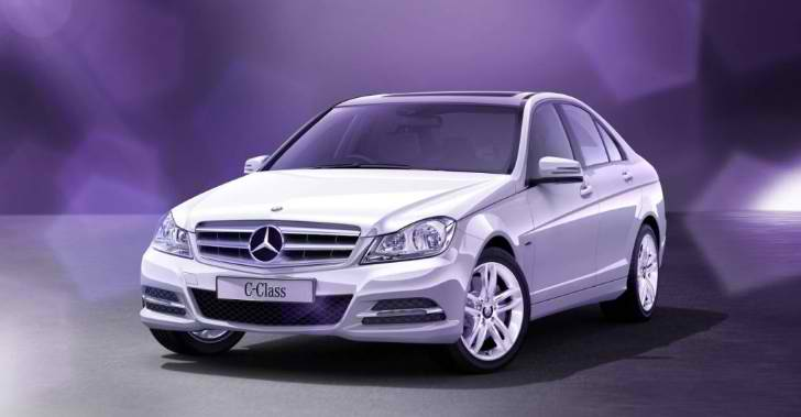 30,000 Unit Sales for C-Class W204 in Australia Surpassed