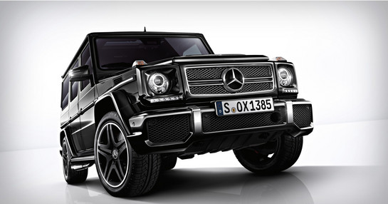 G65AMG G65 AMG Wont Hit US Shores