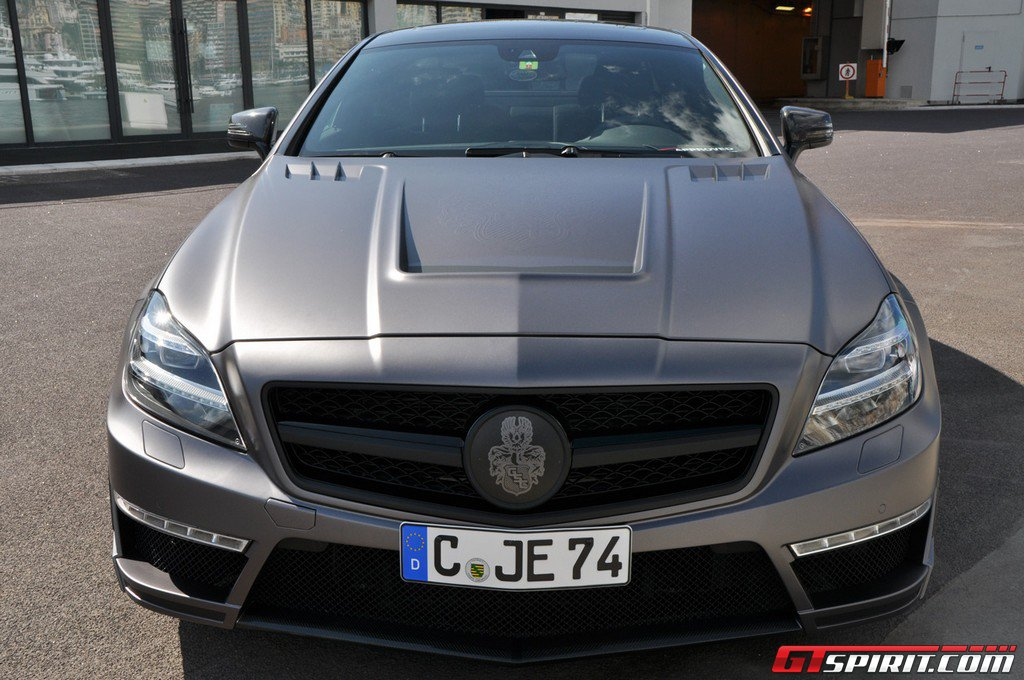 the cls 63 amg stealth by gsc - benzinsider com