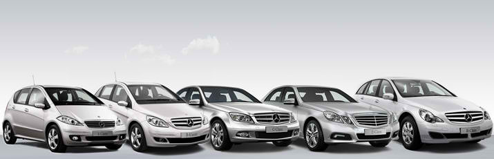 Mercedes-Benz Bagged Fleet Management Awards