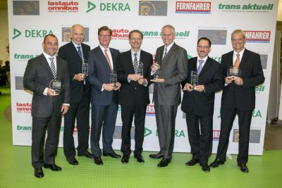 Mercedes-Benz Got Seven Best Commercial Vehicles Award, Won Best Brands in 2012 Poll