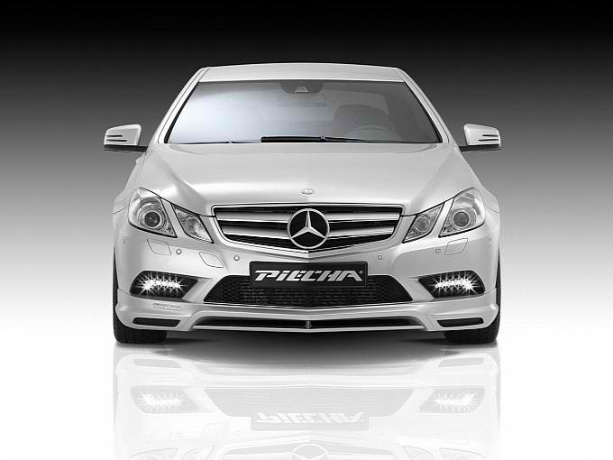 Piecha Design Tunes the Mercedes-Benz E-Class23