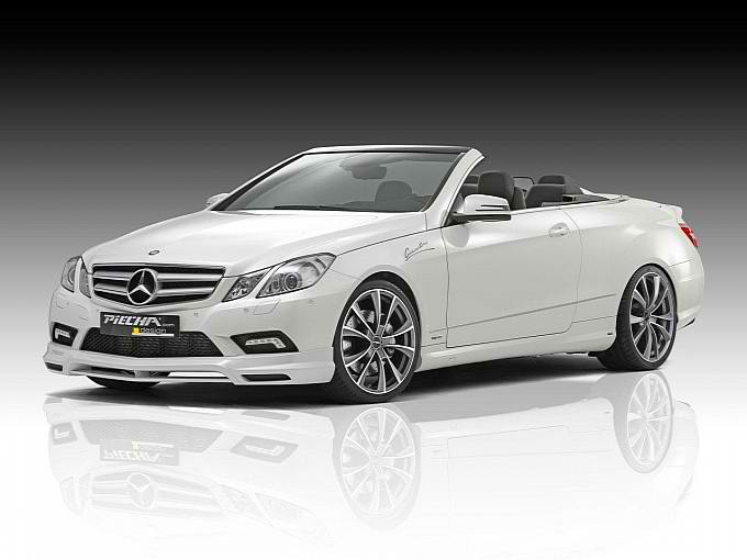 Piecha Design Tunes the Mercedes-Benz E-Class6