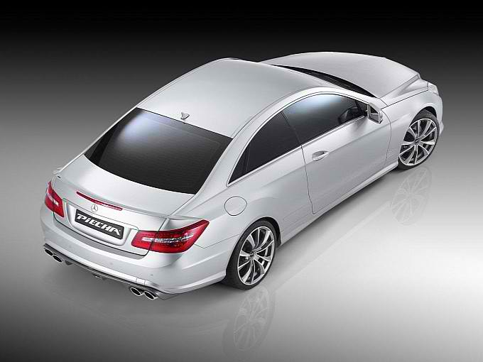 Piecha Design Tunes the Mercedes-Benz E-Class7