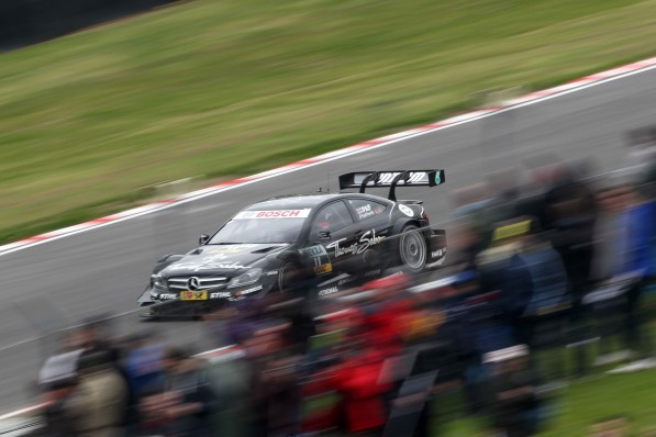 dtm brands 597x398 Mercedes Benz Drivers All Set for Fourth Race in 2012 DTM