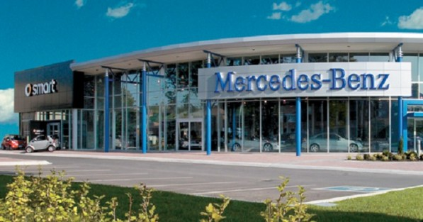 mbcanada 597x313 Mercedes Benz Canada Posts Record April Sales