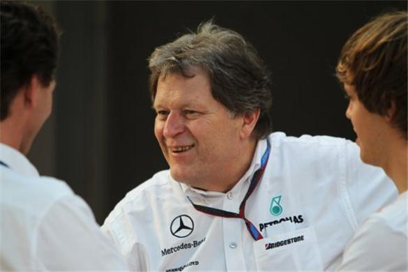 norberthaug F1: Mercedes Sees Progress with Concorde Agreement