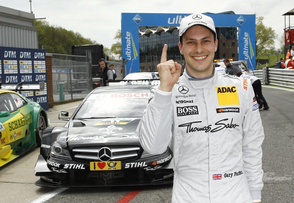 paffett brandshatch 2012 1024x707 DTM 2012: Paffett Wins Brands Hatch