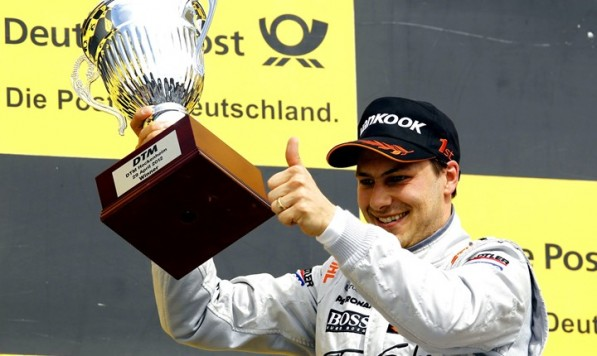 paffett dtm 597x356 DTM: Paffett Hopes for Good Results in Brands Hatch Return
