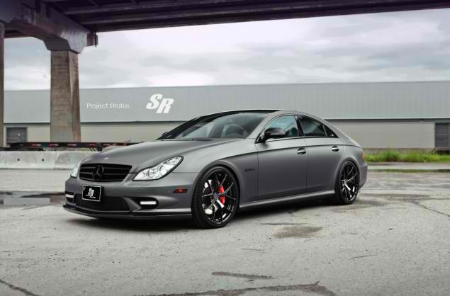 Sr Auto Group S Version Of The Mercedes Cls63 Amg Benzinsider Com A Mercedes Benz Fan Blog