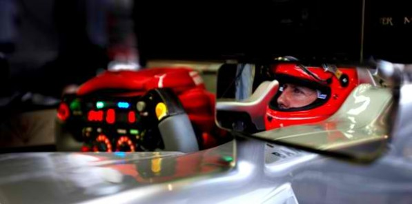 f1 schumi 597x296 F1: Mercedes Prioritizing Reliability for Schumi
