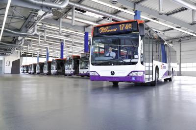 11A381 SG's SBS Transit Places Order for 450 Mercedes Benz Citaro Buses