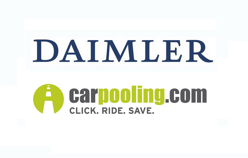 Daimler and CarPooling.com Sealed a Partnership Daimler and CarPooling.com Sealed a Partnership