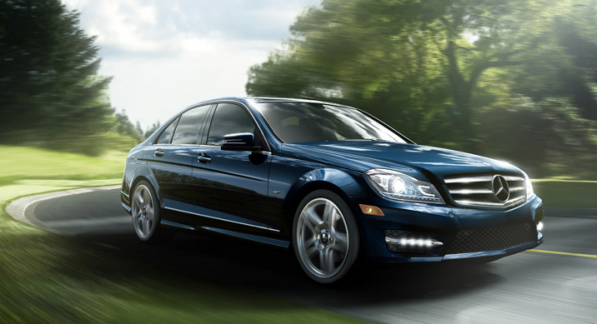 c class 597x324 Mercedes Benz USA Posts Record Monthly Sales in June