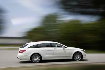 cls shooting brake2 Sales of the CLS Shooting Brake Announced