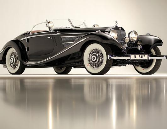 1936 Mercedes Benz 540K Special Roadster 1936 Mercedes Benz 540K Special Roadster a Contender to Set Auction Record