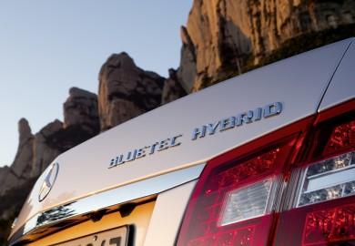 E 300 BlueTEC HYBRID